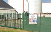 Accident du travail à Grand-Quevilly : un homme, blessé à la tête, tombe à l'eau au terminal Rubis