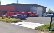 Le directeur des sapeurs-pompiers de Seine-Maritime blessé par une explosion