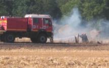 Eure : deux hectares de sous-bois détruits par le feu à Droisy