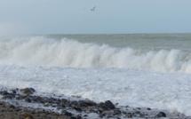 Grandes marées en Normandie : mise en garde de la préfecture maritime jusqu'à lundi