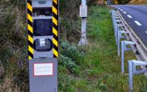 Un radar automatique incendié cette nuit route de Pontoise à Vaux-sur-Seine (Yvelines)