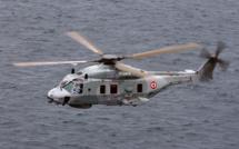 Normandie : les secours engagés pour un blessé à bord d'un navire et un pêcheur à pied perdu