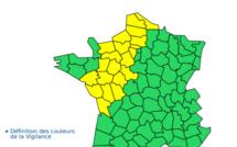 Météo : la Seine-Maritime placée en vigilance jaune pour un risque d'orages