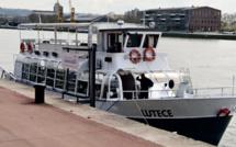 Alcoolisé, il s'introduit par effraction dans un bateau-croisière amarré à Rouen