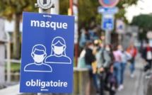 Covid-19. A Pacy-sur-Eure, Les Andelys, Gisors et Gaillon le port du masque obligatoire dès lundi