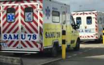 Yvelines : un policier grièvement blessé lors d'un accident de la circulation à Le Port Marly