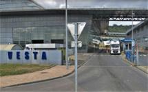 Accident du travail en Seine-Maritime : un ouvrier a le bras droit arraché à l'écopôle Vesta à Grand-Quevilly