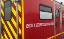 Seine-Maritime : piégée dans sa voiture après un accident, elle est transportée à l'hôpital de Dieppe