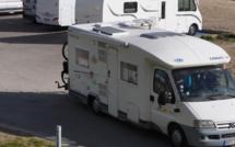 Réaménagement de l'aire de camping-car de Saint-André-de-l'Eure : 3 places supplémentaires