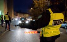 A Rouen, le véhicule roulait à faible allure et tous feux éteints : le conducteur avait 15 ans