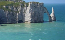 Seine-Maritime : chute mortelle d'un homme de 24 ans au Trou à l'homme à Étretat