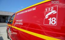 Seine-Maritime : trois blessés, dont un grave, dans un accident de la route près de Fécamp