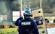 Rouen : une trentaine d'individus dispersés par la police à coups de gaz lacrymogène et de balles de défense