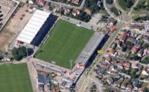Sécurité maximum au stade Diochon pour le match Rouen-Marseille