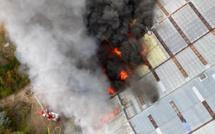 Incendie d'un entrepôt au Havre : un jeune garçon de 13 ans mis en examen par un juge pour enfants