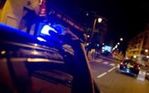 Le Havre : sa voiture finit sa course dans une clôture après avoir tenté d'échapper à la police