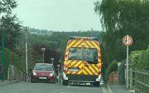 Seine-Maritime : cinq blessés dans un face-à-face entre une voiture et un minibus, à La Feuillie