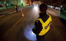 Le Havre : poursuivie par la police, la voiture des fuyards s'embourbe dans un champ près de l'aéroport