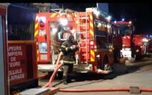 Eure : deux blessés dans un incendie de maison cette nuit à Fresney