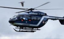 Yvelines : localisé par l'hélicoptère de la gendarmerie à Mantes-la-Jolie après un refus d'obtempérer