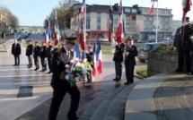 Pierre-Henry Maccioni, nouveau préfet de Seine-Maritime, a pris officiellement ses fonctions