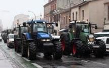 Manifestation des agriculteurs : 200 tracteurs dans les rues de Rouen