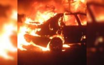 Évreux : soupçonné d'avoir brûlé la voiture de son voisin, sa garde à vue est levée pour raison de santé