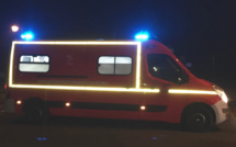 Un blessé grave sur l'A13 après un choc entre une camionnette et un poids lourd dans l'Eure