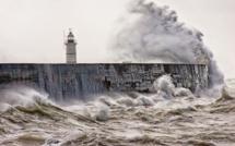 Normandie : des rafales de vent de 120 km/h sur la façade maritime, ce week-end