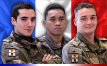 Hommage aux trois soldats tués au Mali : la tour des Archives, à Rouen, aux couleurs de la France