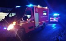 Un piéton fauché mortellement par une voiture entre Vernon et Gaillon la nuit du Nouvel an