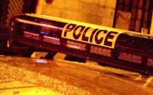 Elbeuf : le chauffard emboutit la voiture de police après un refus d'obtempérer