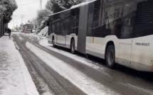 Seine-Maritime : encore de la neige et du verglas pour cette nuit et demain matin