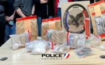 Plus de 13 kg de stupéfiants et 10 000€ saisis à Canteleu, près de Rouen : cinq suspects interpellés
