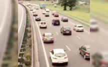 Trafic soutenu sur l'autoroute A13 ce soir : ralentissements et bouchons vers Paris