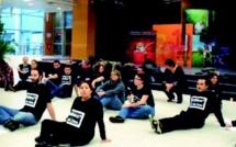 Le Conseil général de Seine-Maritime occupé par les éducateurs de prévention spécialisée