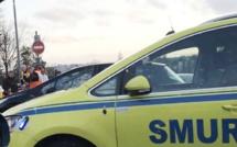 Accidents en série ce matin dans l'agglomération de Rouen : une jeune femme est décédée