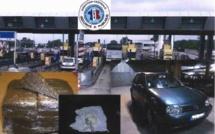1,3 kg de drogue saisi dans la Golf de deux cousins : un trafic démantelé dans l'agglomération d'Elbeuf