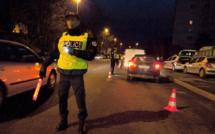 Rouen : en chaussettes et en short, le pilote de la moto avait 2,20 g d'alcool dans le sang