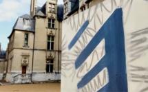Une œuvre de l'artiste Renée Lévi  vandalisée au musée d'Évreux : une plainte déposée