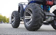 Eure : un homme de 50 ans blessé grièvement dans un accident de quad à L'Habit