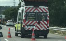 6 km de bouchon sur l'A13 vers la Normandie après un accident grave à Épône (Yvelines)