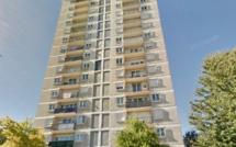 Seine-Maritime : feu d'appartement dans une tour de 14 étages au Havre