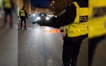 Vernon : la Mercedes volée en Allemagne était conduite par un adolescent de 17 ans