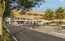 Reconstruit à Bourneville-Sainte-Croix, le collège Louise-Michel sera opérationnel début 2023