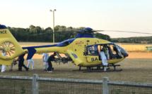 Eure : un ouvrier chute d'un toit à Boisset-les-Prévanches, il est héliporté dans un état grave