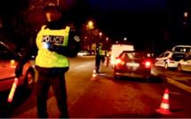 Au volant d'une voiture volée et sans permis, il refuse de s'arrêter au contrôle de police à Cléon