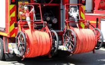 Départ de feu dans une entreprise de Blangy-sur-Bresle : 31 sapeurs-pompiers mobilisés