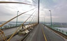 Un homme de 42 ans se jette du pont de Brotonne