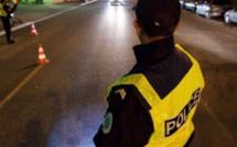 Évreux : le jeune conducteur est contrôlé sans permis et positif aux stupéfiants